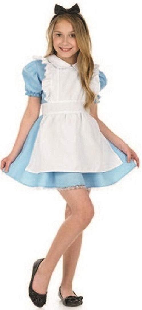 De chica-disfraz Alicia en el País de las maravillas disfraz ...