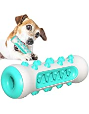 Dogs Chew Toys for Aggressive Chewer, Puppy Teething Toy & Treat Toy - Teeth Cleaning Toy for All Size Dogs
