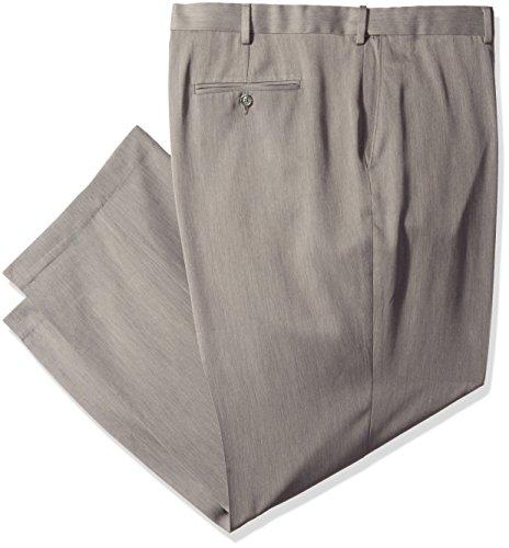 Melange Flat Front Pant - 4