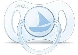 Philips AVENT Newborn pacifier 2 Piece, Azul/Verde, 0-2 Months