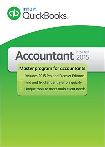 QuickBooks Accountant 2015 (Old Version)