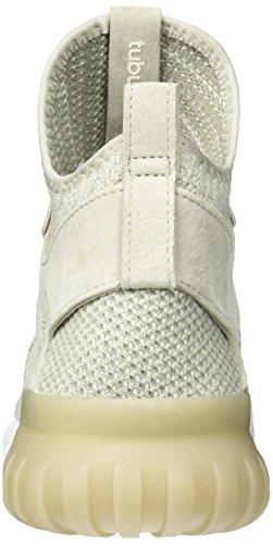 adidas Tubular X PK, Scarpe da Ginnastica Alte Uomo Beige (Sesame/Clear Brown/Trace Cargo)