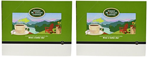 (Green Mountain Coffee FLAVORED Variety Pack - HAZELNUT & FRENCH VANILLA - 48 K-Cups for Keurig Brewers)