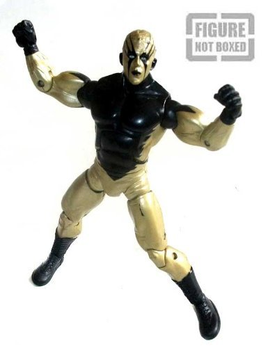 "WWF WWE Wrestling Classic Superstars Superposeable Goldust 6"" Figure"