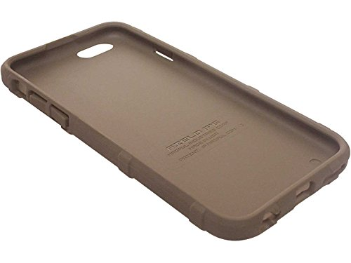 Let it rain 2L Engraved Magpul MAG484 Field Cell Phone Case Flat Dark Earth for Iphone 6 by NDZ Performance