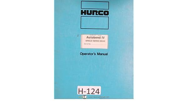 hurco control manual ebook