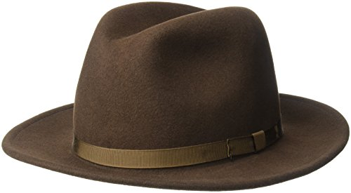 53be7d1ffa3 Country Gentleman Men Wilton Fedora Hat at Amazon Men s Clothing store