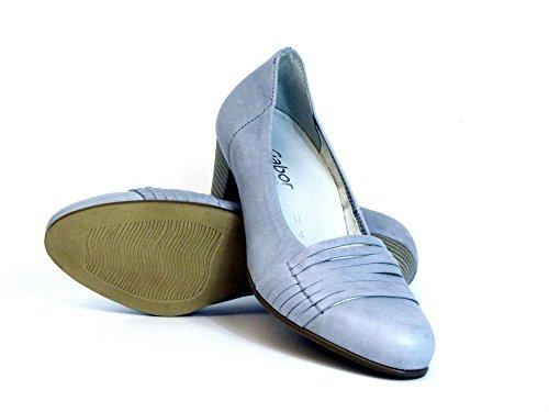 Gabor Mujeres Zapatos de tacón gris, (grigio) 46.146.63