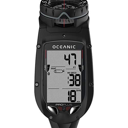 Oceanic Pro Plus 4 Dive Computer Console