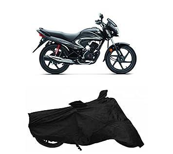 Honda Dream Yuga Bike Cover Black Amazon In Car Motorbike