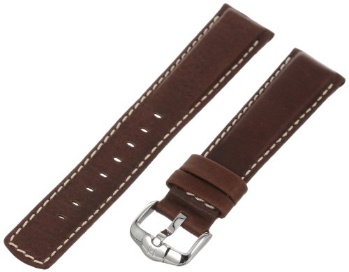Hirsch 145021-10-20 20 -mm  Genuine Calfskin Watch Strap