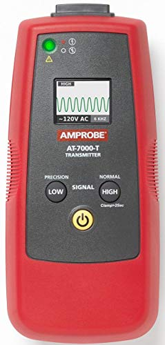 (Amprobe AT-7000-T AT-7000 Advanced Wire Tracing Transmitter with LCD)