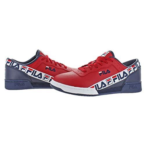 Fila Mens Tape Breathable Fashion Sneakers