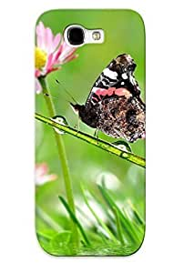 Crazylove Case Cover Animal Butterfly/ Fashionable Case For Galaxy Note 2