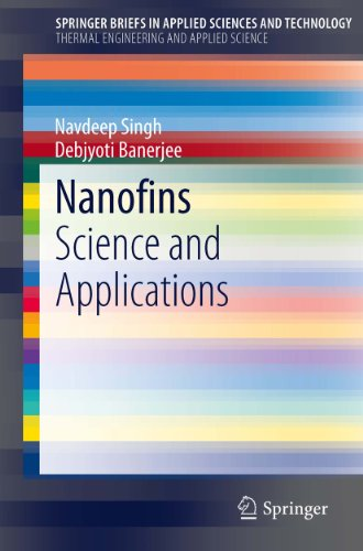 Nanofins: Science and Applications (SpringerBriefs in Applied Sciences and Technology)