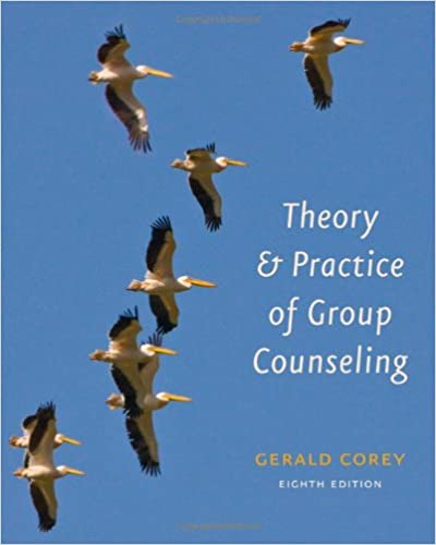 Amazon Theory And Practice Of Group Counseling 9780840033864