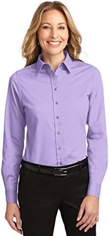 Port Authority Women's Long Sleeve Easy Care Shirt