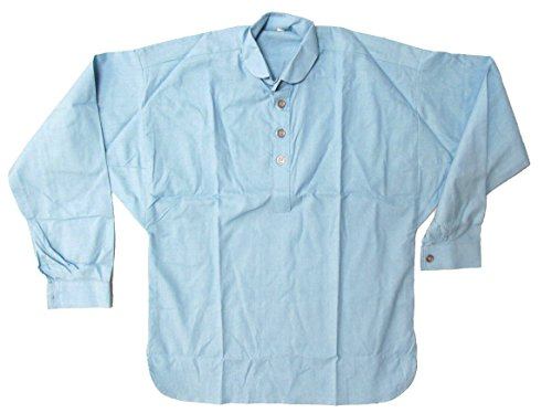 Military Uniform Supply Reproduction Civil War Color Cotton Shirt - (Civil War Reproduction)
