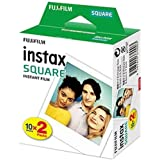 instax Square Colour Film, 20 Shot Pack