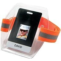 Ergodyne Squids 3386HV Arm Band ID/Badge Holder HV