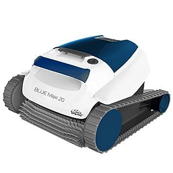 Dolphin BLUE Maxi 20 - Robot automático limpiafondos para piscinas (fondo y paredes) sistema de navegación preciso Clever clean: Amazon.es: Jardín