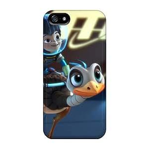 Iphone 5/5s Prf15912ZqhW Custom Nice Mr Peabody Sherman Image Anti-Scratch Hard Phone Cases -KerryParsons