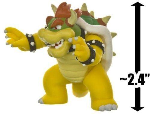 "Super Mario Galaxy Trading Figure - Bowser (2.75"" Figure)"