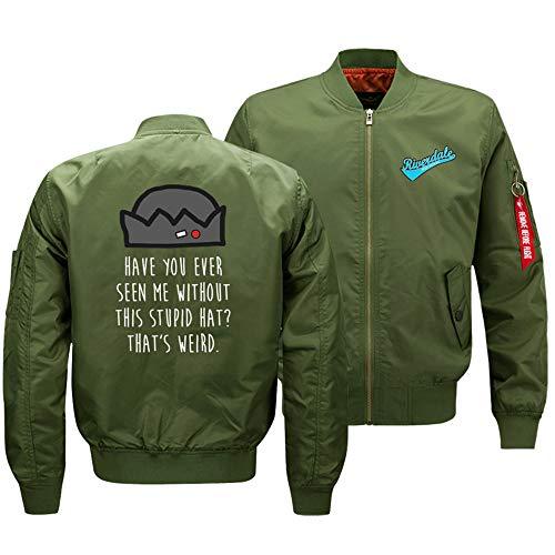 Manteaux Fashion Hiver Blouson shirts Confortable Imprimées Sweat Hommes Green08 Riverdale Femmes Automne Unisex Gogofuture qAwR8n