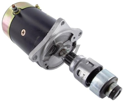 New Discount Starter and Alternator 3110NWD Starter with Drive Bendix for Ford and New Holland, Older models Cars & Trucks, Tractors, and Industrial Engines