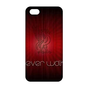 Fortune LIVERPOOL football you'll never walk alone Phone case for iPhone 5s