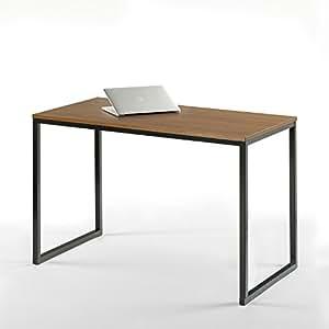 amazon com zinus modern studio collection soho desk table
