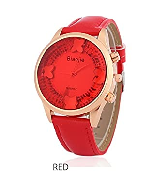 Hennes Wrist Watches Classic A823 Red