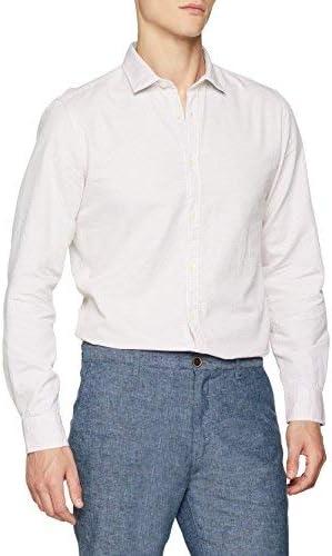 Springfield 283886 Camisa Casual, Amarillo (Gama Amarillos ...
