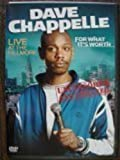 Dave Chappelle Live At The Fillmore For What It's Worth (Uncensored & Unrated)
