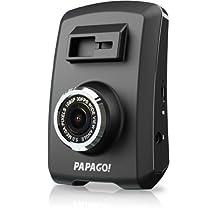 PAPAGO GS330-US GoSafe 330 Full HD 1080P Dashcam 2-Inch LCD (Black)