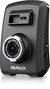 PAPAGO GS330-US GoSafe 330 Full HD 1080P Dashcam (Black) (Discontinued by Manufacturer)
