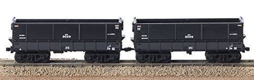 N gauge 713K5 cough 8000 Japan National Railways ? JR Freight 2-Car Set (unpainted vehicle kit)