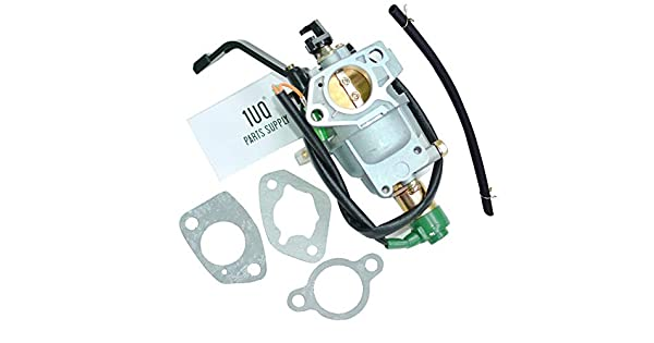 Amazon.com: 1UQ Manual Choke Carburador Carb Para ...