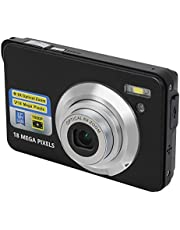 $59 » Digital Camera,8X Optical Zoom Camera,24MP 2.7 Inch Mini Camera for Backpacking, Compact HD Cameras for Photography Students Cameras for Adult/Seniors/Kids