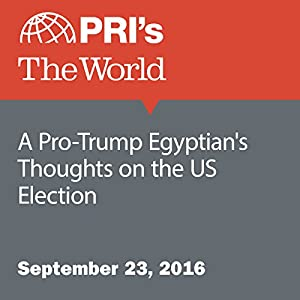 A Pro-Trump Egyptian's Thoughts on the US Election