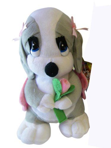 Sad Sam and Honey Plush Doll -11in Honey Plush Toy by Nanco