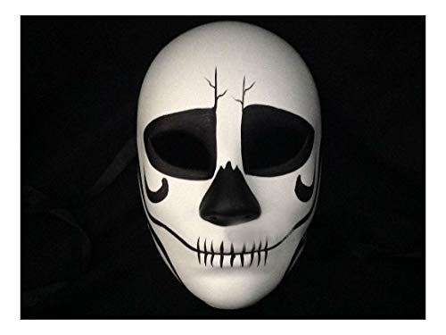 Black White The Purge Movie Anarchy Horror mask Killer Halloween Purge Cross Mask Costume