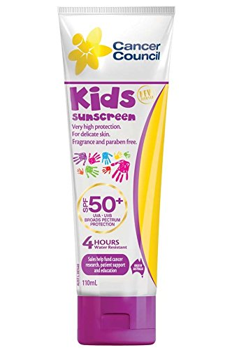 Cancer Council Australia Kids Sunscreen Range SPF50+ 110 ml. (2 - Shop Cancer Council Australia
