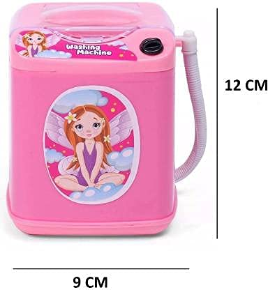 Premium Quality Washing Machine Toy for Kids and Premium storewell Toy for Kids (Random Color) (Pack of 1 Washing Machine and 1 Storewell)) 41686jfGATS India 2021