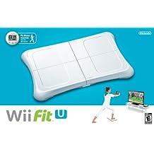 Nintendo Wii Fit U Game, Fit Meter & Balance Board