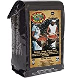 Dean's Beans Organic Coffee Company, Mexican French Roast Single Origin, Whole Bean, 16 Ounce Bag (Organic, Fair Trade and Kosher Certified)