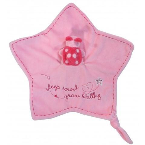 Cloud B Peekaboo Lovie - Ladybug Pink