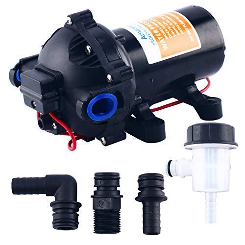 Seaflo 12v Water Pressure Diaphragm Pump 18.9 L/min 5.0 GPM60 Psi - Caravan/rv/boat/marine