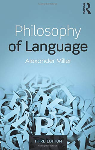 Philosophy of Language by Routledge