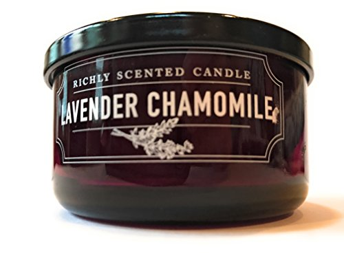 DW Home Lavender Chamomile Double Wick Richly Scented Candle 4.6 Oz -